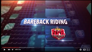 Round 3 - 2015 Wrangler National Finals Rodeo presented by Polaris RANGER