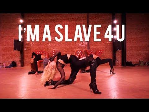 Britney Spears - I'm A Slave 4 U - Choreography by Marissa Heart