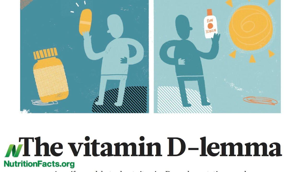 Is vitamin D the new vitamin E?