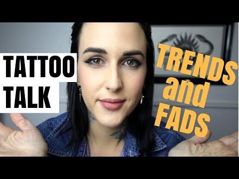 TATTOO TALK   Trends and Fads   HAYLEETATTOOER