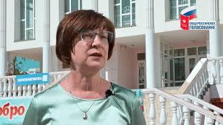 Ольга Ипатьева, директор городской классической гимназии