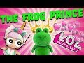 "LOL Dolls Perform ""Princess and the Frog""! With Unicorn, Snuggle Babe, and The Great Baby!"