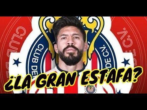 Oribe Peralta Y La Gran Estafa De América A Chivas Rumbo Al Apertura 2019