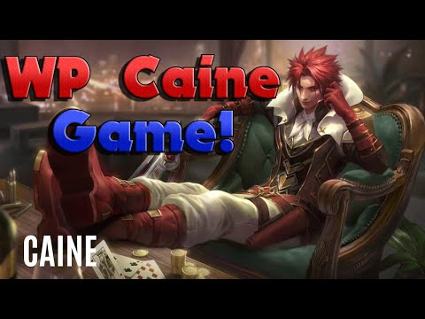 A Good WP Caine Game!// Vainglory 5v5