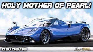 Pagani Huayra Pearl, Top Gear Trailer, Mini Rocket Man Ev, Donkervoort D8 Gto-Rs - Fast Lane Daily