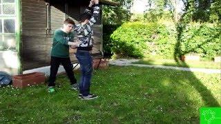 come fare un salto mortale indietro   tutorial back flip   how to do backflip