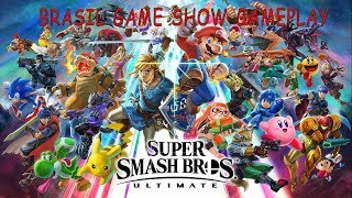 BGS 2018 - Super Smash Bros Gameplay
