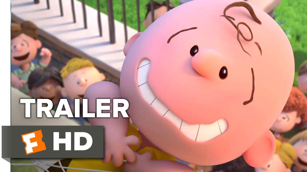 The Peanuts Movie TRAILER 2 2015 Noah Schnapp