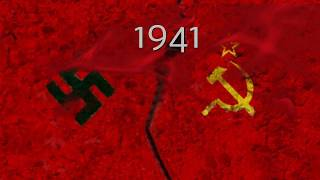 1941 Nazi Germany vs Soviets ALONE: Who would have won?
