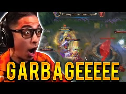 THIS TEAM IS GARBAGE!!!! | NASUS TOP VS KENNEN - Trick2G