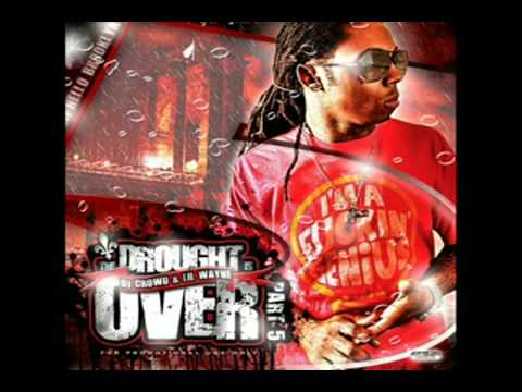lil wayne ft. trae - da drought is over 5 - screwed up
