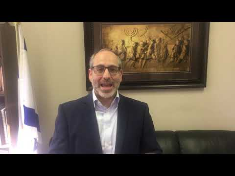 Monthly Message From Rabbi Glenn Black