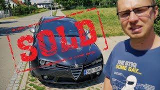 Nekonečný příběh o tom, jak prodáváme Alfu Romeo 3.2 JTS Q4 v TI Pa...