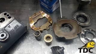 Ремонт гидравлического мотора Liebherr FMV 075(Ремонт гидравлики Liebherr от компании ООО