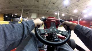 Pole Position with GoPro 12-21-2012 Race #1