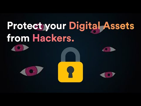 How To Safely & Securely Story Your Digital Assets | BRD