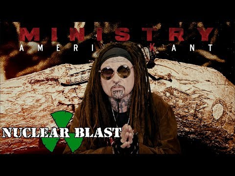 MINISTRY - Al's take on the Sexual Harassment claims in the media (OFFICIAL TRAILER)