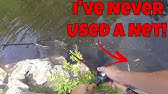 Freestyle landing net: street fishing youtube