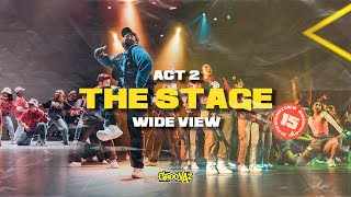 IDENTITY | ACT 2: THE STAGE | WIDE VIEW