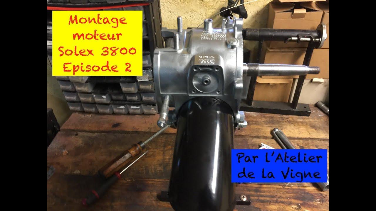 Download Solex 3800 : remontage moteur - partie 2