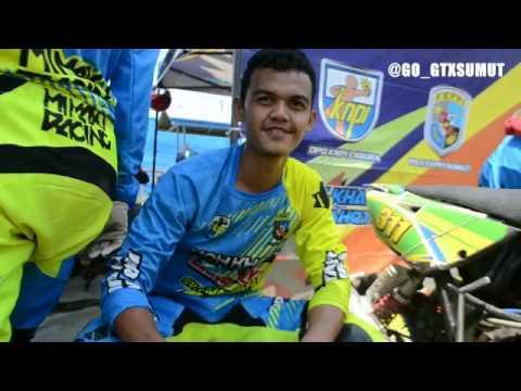 funny video pembalap top sumatera utara behind the scenes