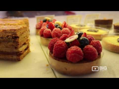 Bakery Cafe | Mille Feuille | French Macarons | Greenwich Village | New York | Review | Content