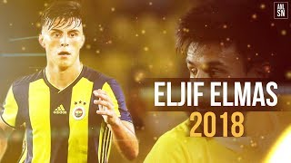 Eljif Elmas | 2018 | Pre-Season | Sublime Dribblings , Skills and Passes | HD
