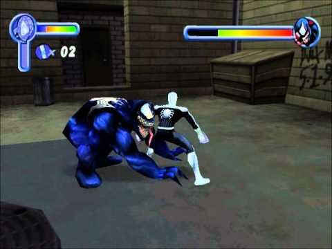 spider-man el juego parte 9 spidey vs venom - YouTube