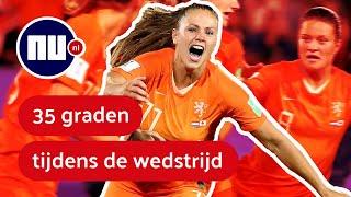 Vooruitblik WK Nederland - Italië | 'Verlenging een ramp voor Oranjevrouwen' | NU.nl