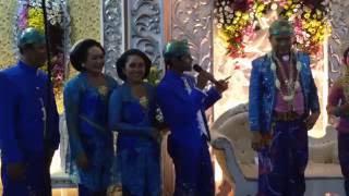 Duet maut Besan di Turen, Ilham wedding 2016