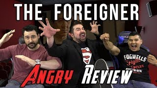 The Foreigner Angry Movie Review