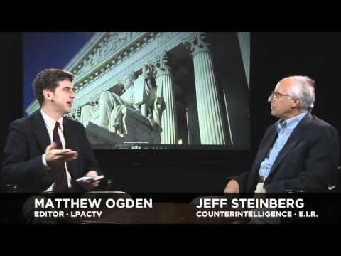 LaRouchePAC Jeff Steinberg on Obama's Official Secrets Act Sept. 4, 2011