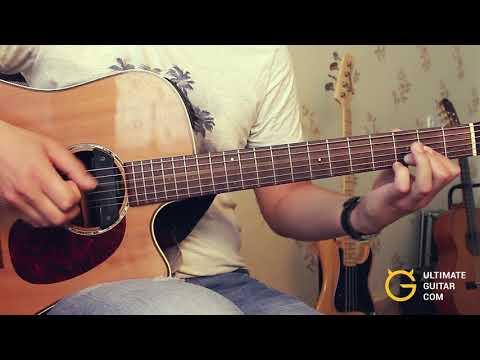 Guns N' Roses - Sweet Child O' Mine (Fingerstyle)