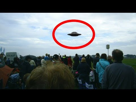 Top 5 UFO Sightings : UFOs Caught on Tape?