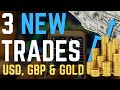 Forex Market: Euro Dollar, Gold, Nikkei, Natural Gas - YouTube