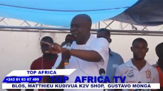 """URGENT!! DE RETOUR A KINSHASA AUGUSTIN KABUYA S'ATTAQUE AU FCC ET SURNOMME FATSHI """"NELSON MANDELA"""""""