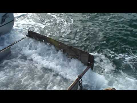 "12"" ocean dredge sluice- Nome"