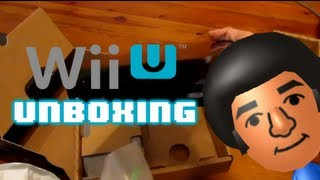 Wii U Deluxe Edition, Games, & Accessories Unboxing!