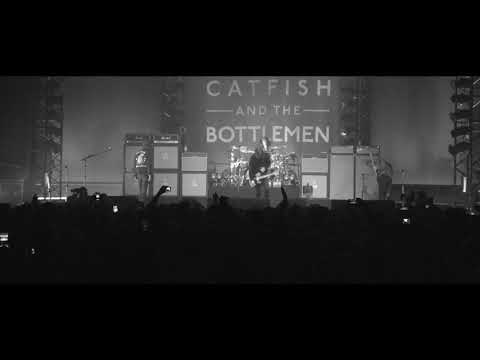 Catfish and The Bottlemen - Brighton Dome - Soundcheck