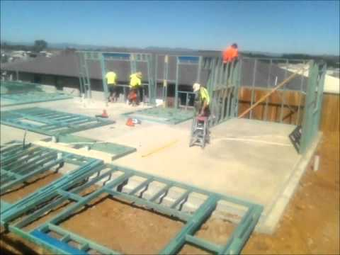 How to build Australian Wall frames