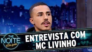The Noite (09/09/16) - Entrevista com Mc Livinho