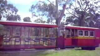 Ida Bay Railway - die südlichste und letzte Buschbahn Tasmaniens