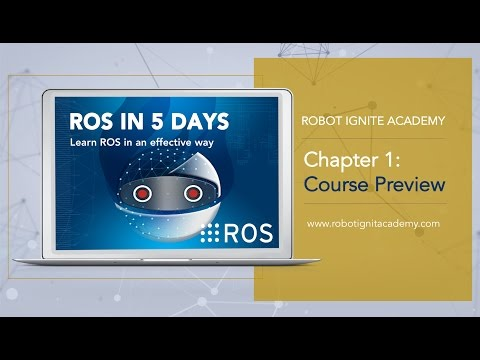 [ROS tutorial for beginners] Chapter 1- Intro to Robot Operating System