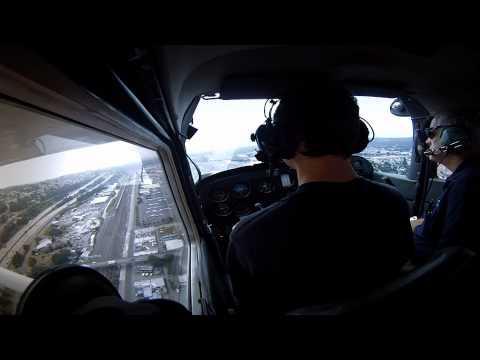 Busy Morning Boeing Field