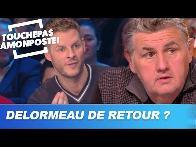 Matthieu Delormeau de retour dans TPMP : Bonne ou mauvaise idée ?