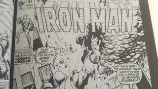 CGR Comics - ESSENTIAL IRON MAN VOL. 4 comic review
