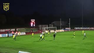 VIDEO: N2. Le résumé de Romorantin - FC Nantes (1-1)