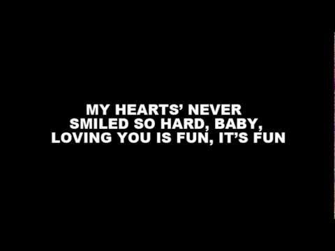 [On Screen Lyrics] Easton Corbin - Lovin You Is Fun