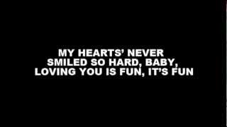 Download [On Screen Lyrics] Easton Corbin - Lovin You Is Fun Mp3 and Videos