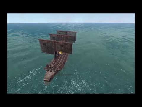 Age of Sail Tournament Episode 2: Raging Barracuda vs Weenormous